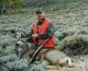 Hunting mule deer in Wyoming 2002