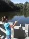 Granddaughter Mackenzie, was also having fun catching the big ones!!