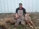 Shot gun 2012 with both his bucks