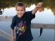 Alex's (grandson)  Big Catch of the Day