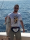 Justin, Amber Jack caught while down in Texas
