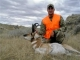 Clint with his Trophy Antelope 2011