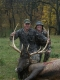 Robert and Karol Tubbs Bull Elk they killed together !!