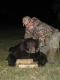 Dennis Schemmel  with his Manitoba Black Bear (Dark Brown Phase) 2006
