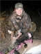 Meliissa's first archery hunt 2009!!!